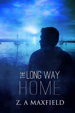 Book Cover - The Long Way Home by Z.A. Maxfield