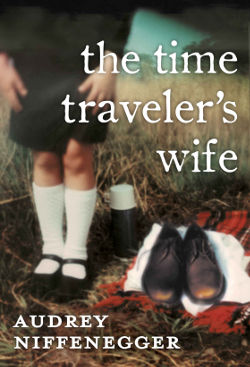 Book Cover - The Time Traveler's Wife by Audrey Niffenegger