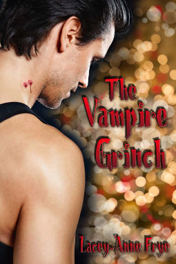 Book Cover - The Vampire Grinch by Lacey-Anne Frye