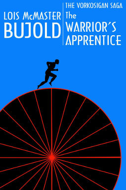 Book Cover - The Warrior's Apprentice by Lois McMaster Bujold