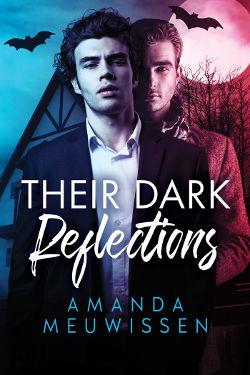 Book Cover - Their Dark Reflections by Amanda Meuwissen