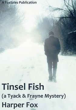 Book Cover - Tinsel Fish by Harper Fox