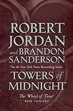 Book Cover - Towers of Midnight by Robert Jordan, Brandon Sanderson