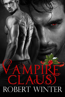 Book Cover - Vampire Claus by Robert Winter