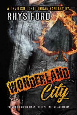 Wonderland City by Rhys Ford