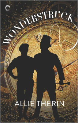 Book Cover - Wonderstruck by Allie Therin