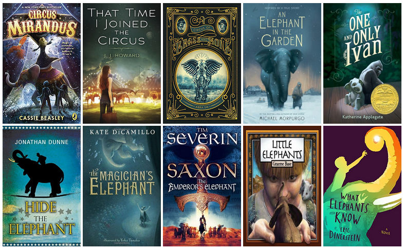 Book Covers featuring Elephants | reading, books, book covers, cover love, elephants