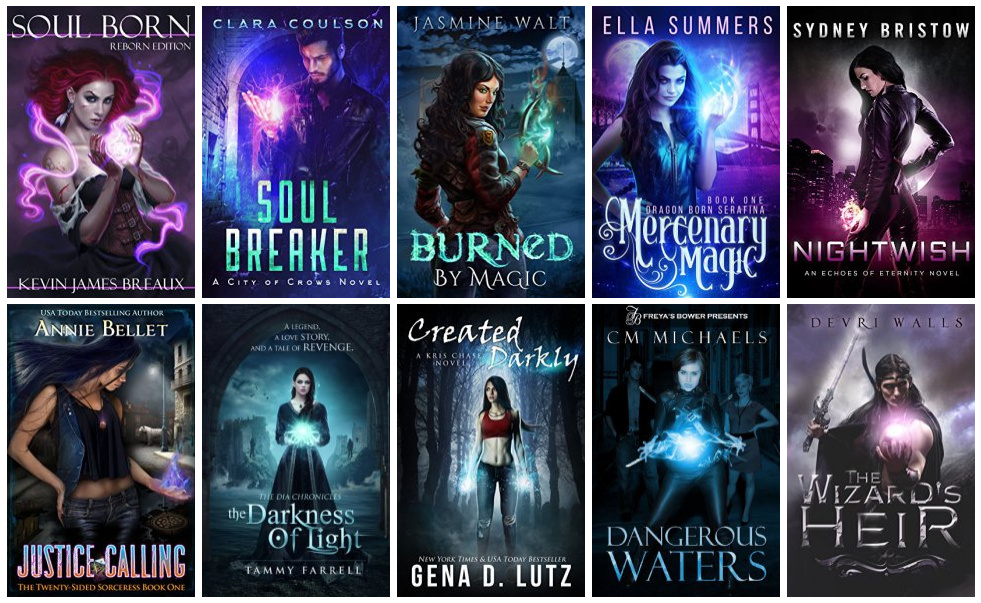 Book Covers featuring Glowy Magic | reading, books, book covers, cover love, magic