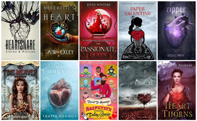 Book Covers featuring Hearts | reading, books, book covers, cover love, hearts