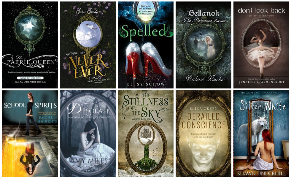 Book Covers featuring Mirrors   books, reading, book covers, cover love, mirrors