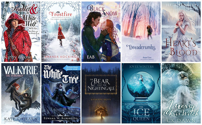 Book Covers featuring Snow   reading, books, book covers, cover love, snow