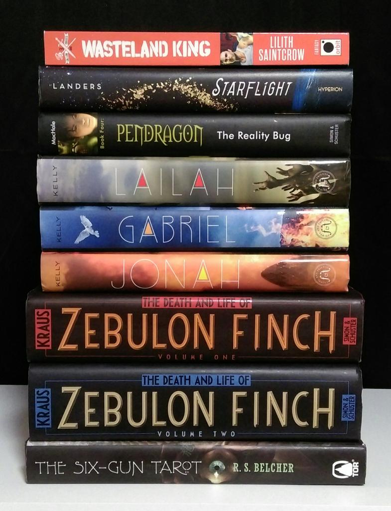 Book Outlet Haul Sep 2017