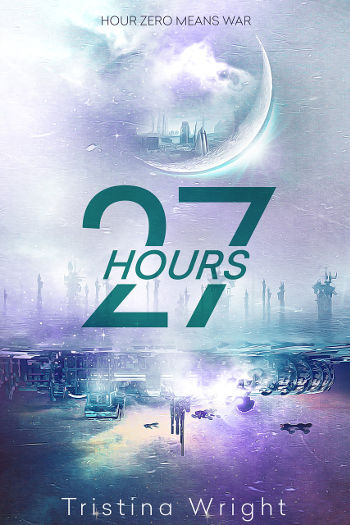 Book Review: 27 Hours (The Nightside Saga Book 1) by Tristina Wright | reading, books, book reviews, science fiction, lgbtqia, young adult