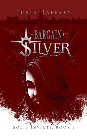 Book Review: A Bargain in Silver (Solis Invicti Book 1) by Josie Jaffrey   reading, books, fantasy, paranormal/urban fantasy, vampires