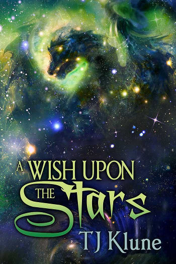 Book Review: A WIsh Upon the Stars (Tales from Verania Book 4) by TJ Klune   reading, books, book reviews, high fantasy, lgbt+