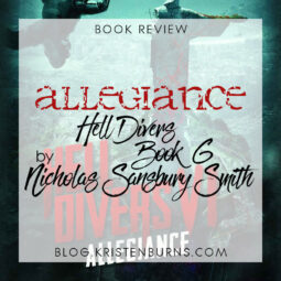 Book Review: Allegiance (Hell Divers Book 6) by Nicholas Sansbury Smith [Audiobook]