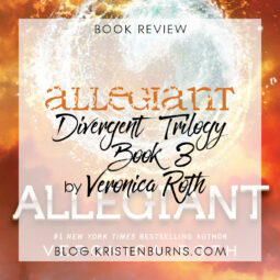 Book Review: Allegiant (Divergent Trilogy Book 3) by Veronica Roth
