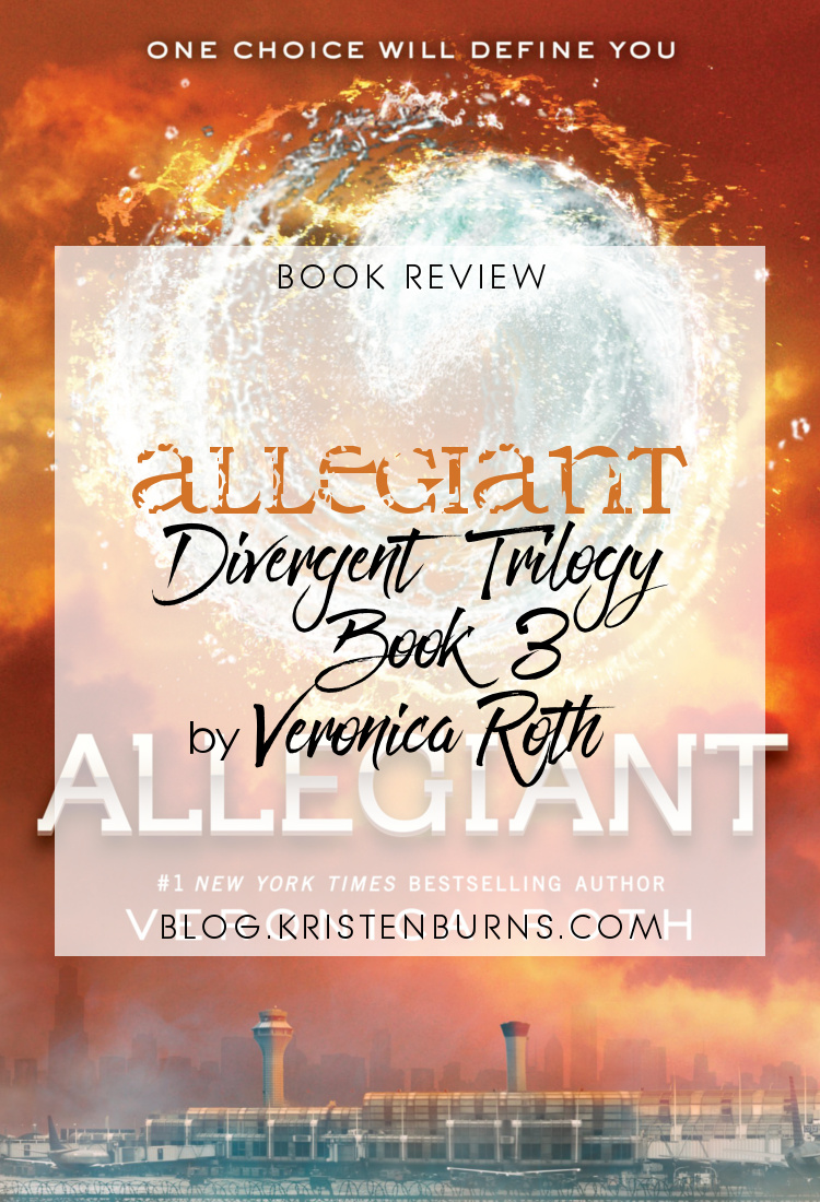 allegiant novel summary