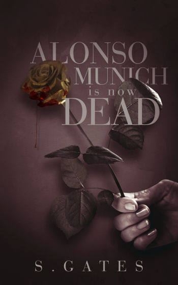 Book Review: Alonso Munich is Now Dead by S. Gates | reading, books, book reviews, fantasy, paranormal/urban fantasy, lgbt, trans, asexual, bisexual, vampires, necromancers