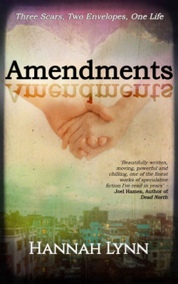 Book Review: Amendments by Hannah Lynn   reading, books, book reviews, science fiction, time travel, dystopian