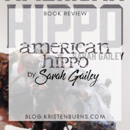 Book Review: American Hippo by Sarah Gailey