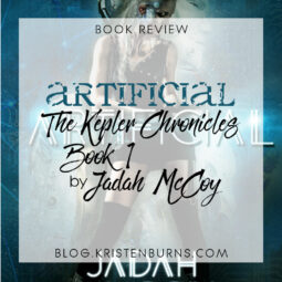 Book Review: Artificial (The Kepler Chronicles Book 1) by Jadah McCoy