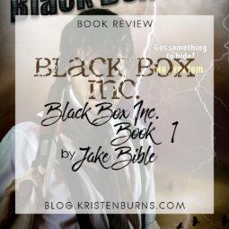 Book Review: Black Box Inc. (Black Box Inc. Book 1) by Jake Bible