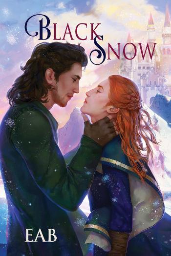 Book Review: Black Snow by EAB   reading, books, book reviews, fantasy, high fantasy, lgbt, m/m