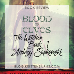 Book Review: Blood of Elves (The Witcher Book 1) by Andrzej Sapkowski [Audiobook]