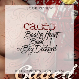 Book Review: Caged (Baal's Heart Book 1) by Bey Deckard [Audiobook]
