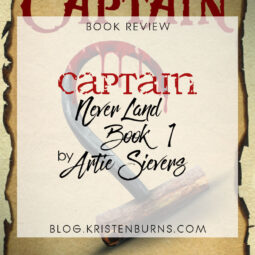 Book Review: Captain (Never Land Book 1) by Artie Sievers