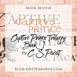 Book Review: Captive Prince (Captive Prince Trilogy Book 1) by C. S. Pacat