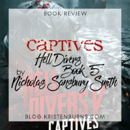 Book Review: Captives (Hell Divers Book 5) by Nicholas Sansbury Smith