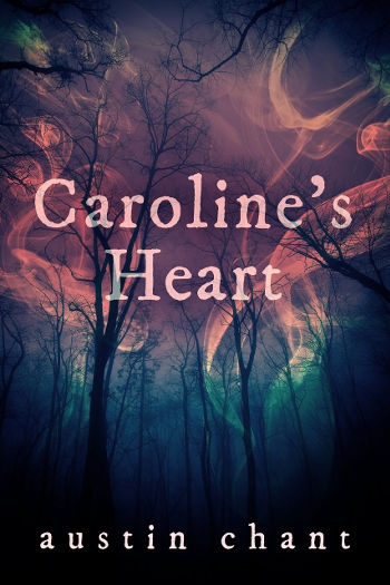 Book Review: Caroline's Heart by Austin Chant | reading, books, lgbt+, paranormal/urban fantasy, trans