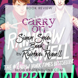 Book Review: Carry On (Simon Snow Book 1) by Rainbow Rowell [+ Audiobook]
