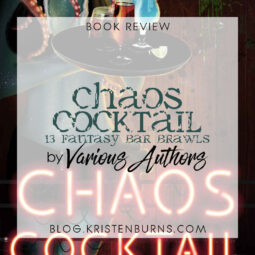 Book Review: Chaos Cocktail – 13 Fantasy Bar Brawls [Anthology]