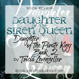 Book Review: Daughter of the Siren Queen (Daughter of the Pirate King Book 2) by Tricia Levenseller [Audiobook]