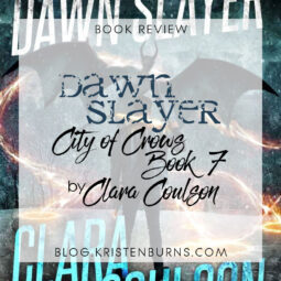 Book Review: Dawn Slayer (City of Crows Book 7) by Clara Coulson