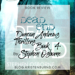 Book Review: Dead End (Duncan Andrews Thrillers Book 4) by Stephen Osborne