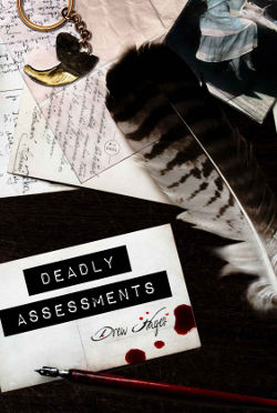 Book Review: Deadly Assessments (Fred the Vampire Accountant Book 5) by Drew Hayes | reading, books, book reviews, vampires, paranormal/urban fantasy