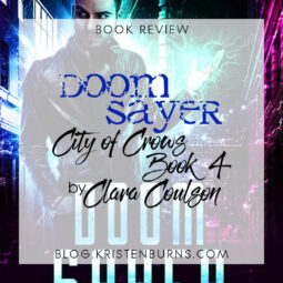 Book Review: Doom Sayer (City of Crows Book 4) by Clara Coulson