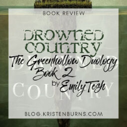 Book Review: Drowned Country (The Greenhollow Duology Book 2) by Emily Tesh [Audiobook]