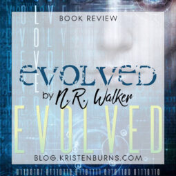 Book Review: Evolved by N.R. Walker [Audiobook]