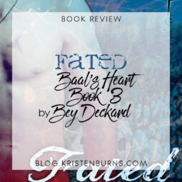 Book Review: Fated (Baal's Heart Book 3) by Bey Deckard [Audiobook]