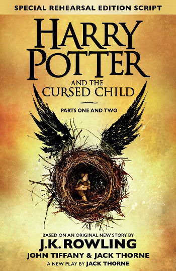 Book Review: Harry Potter and the Cursed Child by J.K. Rowling, John Tiffany, & Jack Thorne | reading, paranormal/urban fantasy, reviews
