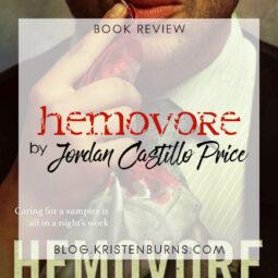 Book Review: Hemovore by Jordan Castillo Price [Audiobook]