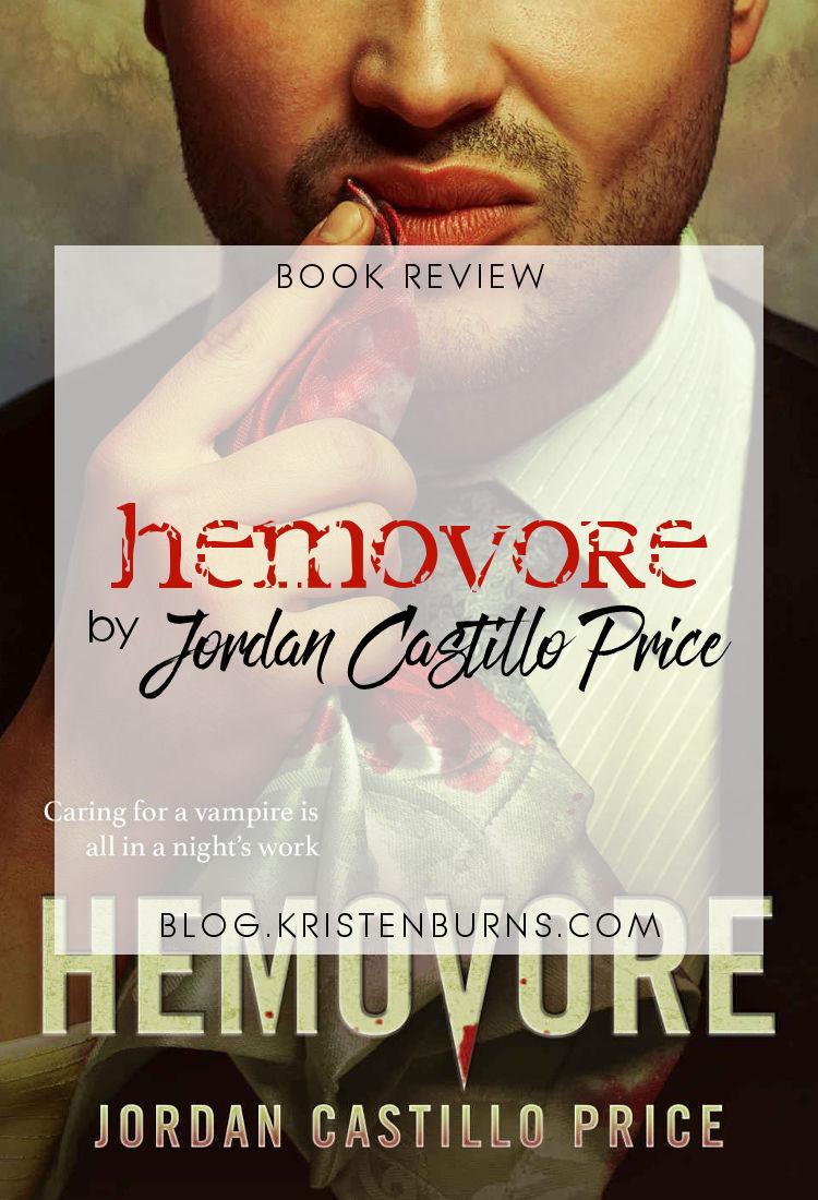Book Review: Hemovore by Jordan Castillo Price