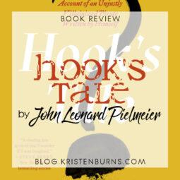 Book Review: Hook's Tale by John Leonard Pielmeier [Audiobook]