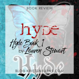 Book Review: Hyde (Hyde Book 1) by Lauren Stewart