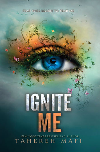 Book Review: Ignite Me (Shatter Me Book 3) by Tahereh Mafi | reading, books, book reviews, science fiction, dystopian, young adult